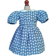 """Authentic Bleuette Dress """"Gautier-Languereau"""""""