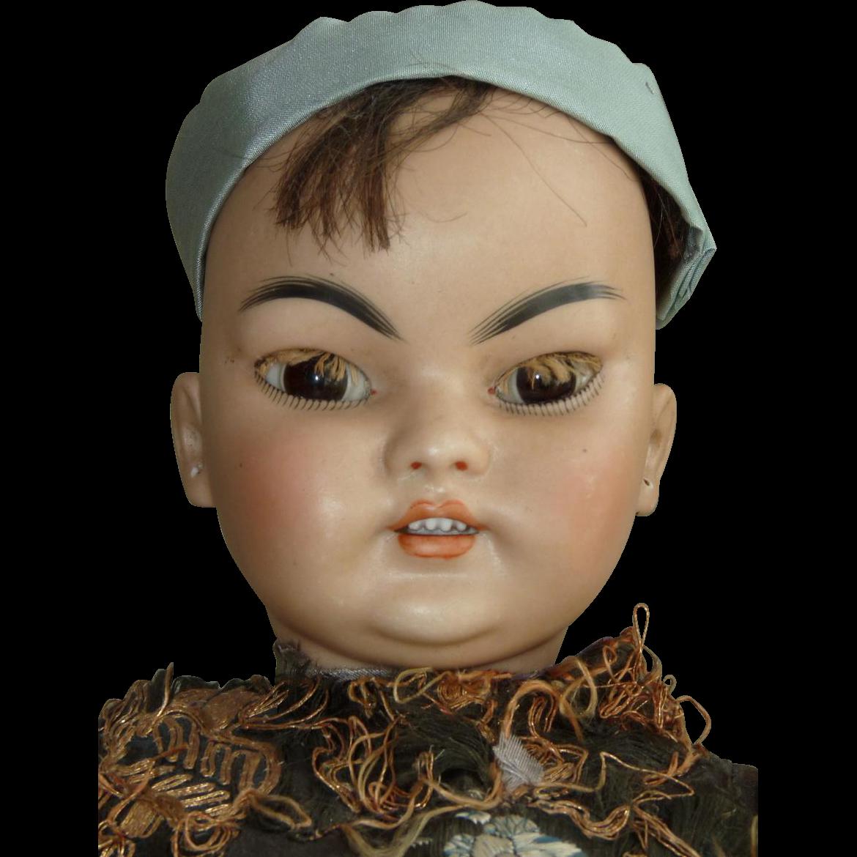 Asian Boy, 1199 mold by Simon & Halbig