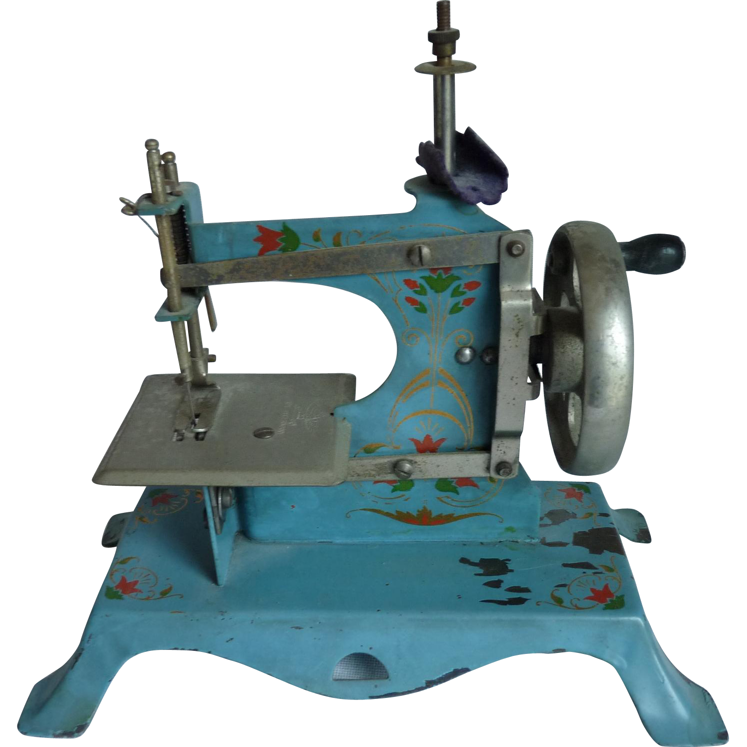 German Sewing Machine