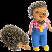 Kunstlerschutz Hedgehogs from West Germany