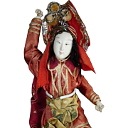 Dancing Chinese Opera Doll