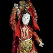 Dancing Chinese Opera Doll