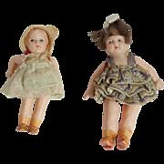 2 Small Celluloid Girls