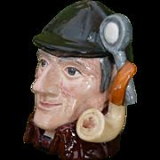 The Sleuth Toby Mug by Royal Doulton