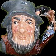 Rip Van Winkle Toby mug by Royal Doulton