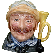 Veteran Motorist by Royal Doulton Toby mug