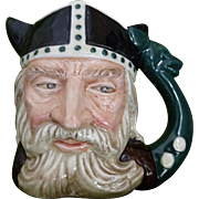 Viking Toby mug by Royal Doulton