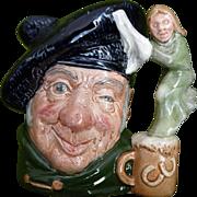 Tam o'Shanter  Toby mug by Royal Doulton