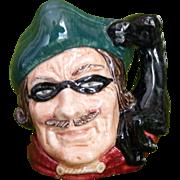 Dick Turpin Toby mug by Royal Doulton