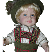 Hans by Adora Dolls, charming Vinyl boy