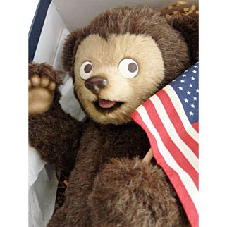 R John Wright's The Clifford Berryman Bear