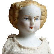 """7.5"""" Parian ready for Dressing"""