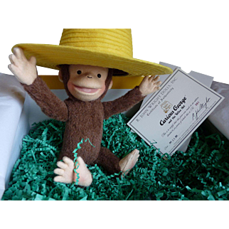 Curious George by R John Wright