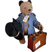 Paddington Bear by R John Wright