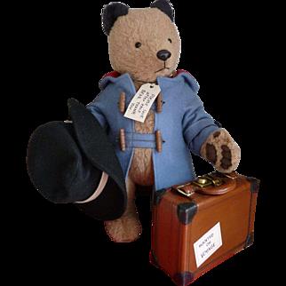 Paddington Bear by R John Wright