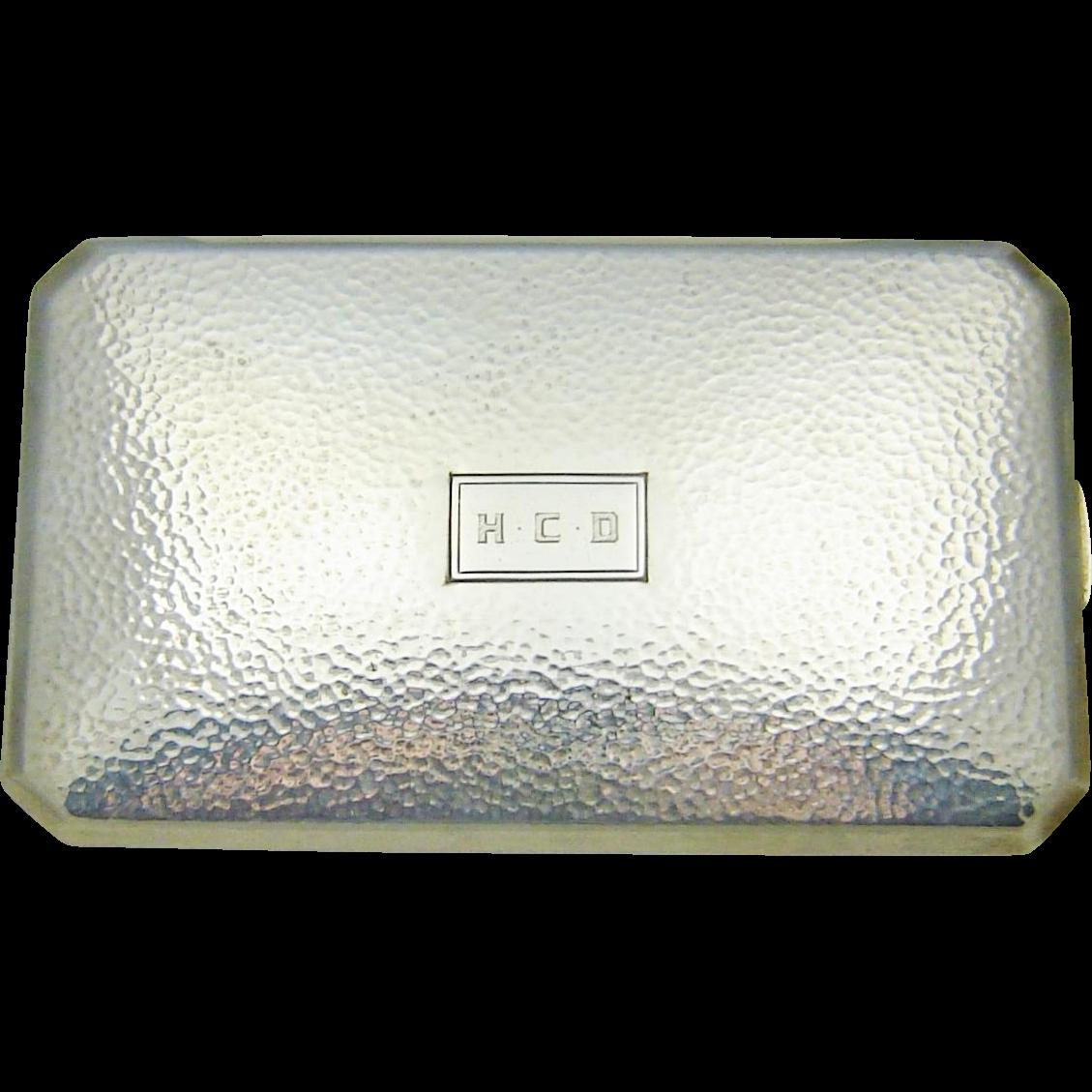 Sterling Silver Case R Blackinton 6 Ounces