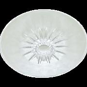 Steuben Crystal Sunflower Bowl Mint Box