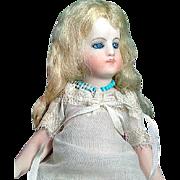 Lovely Blue-eyed Mignonette
