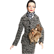 Smart Tweed Suit for Tonner Fashion Doll