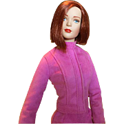 Tonner Shocking Pink Passion Jacket and Skirt