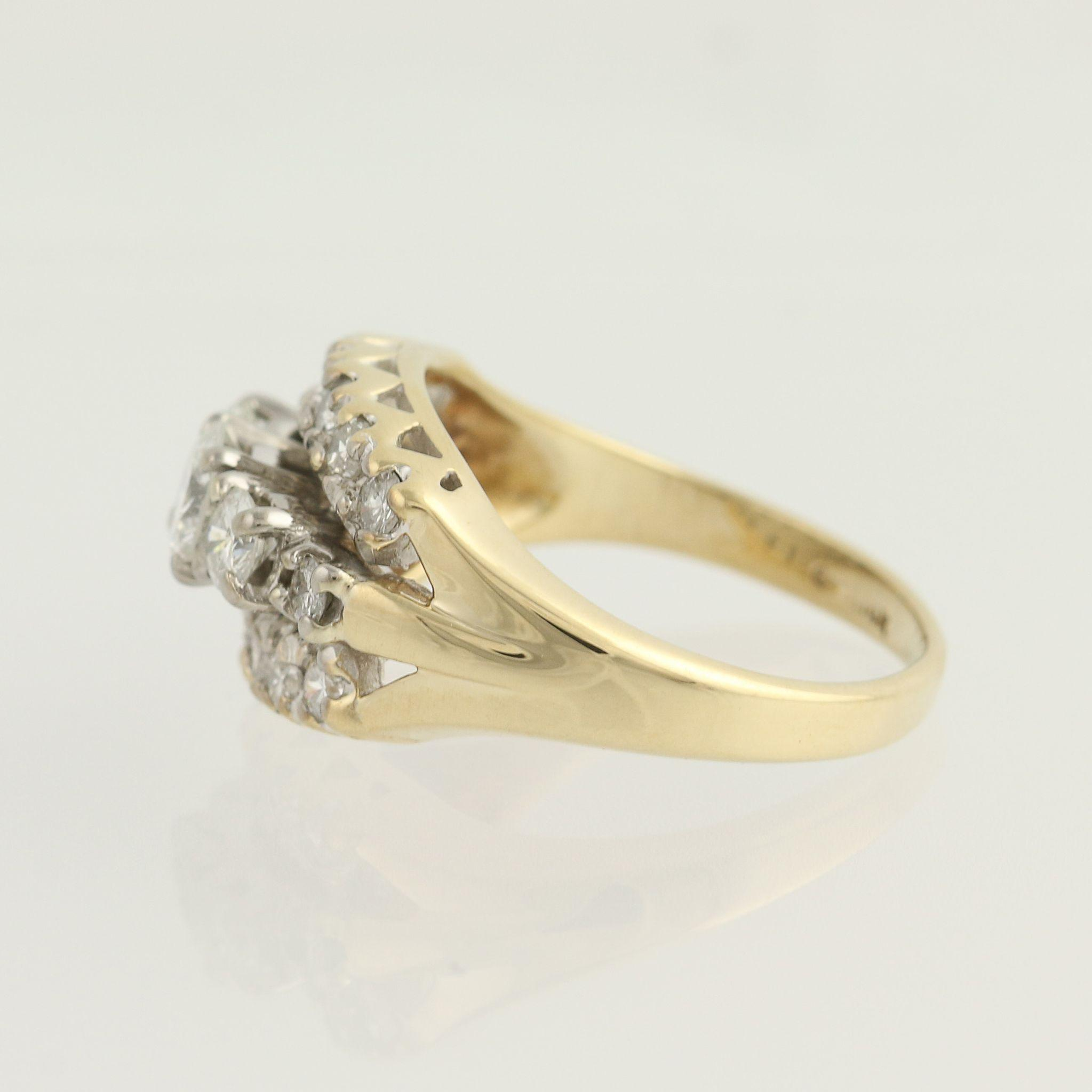 Women S Gold Natural Tanzanite Solitaire Ring