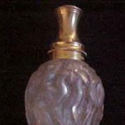 Vintage Lalique Molinard Nude  Atomizer