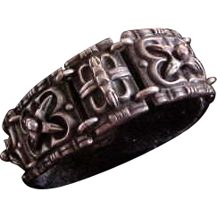 David Andersen Norway Sterling Silver Saga Bracelet