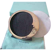Sterling Silver Tiffany & Co. Man in the Moon Picture Frame NIB