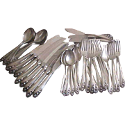 Gorham Lily-of-the-Valley Service for 8 (43 Pieces)
