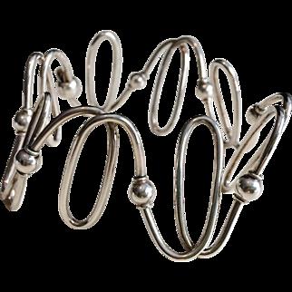 Retired Tiffany & Co.  Sterling Bracelet