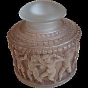 Vintage René Lalique  Enfants Perfume Flagon