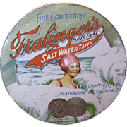 Fralinger's Salt Water Taffy Tin