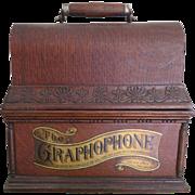 Columbia Graphophone Phonograph, 1897