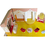 Barbie's Fashion Shop, Mattel Doll House, 1962