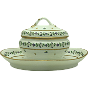 18th Century Sauce Tureen Duc D'Angouleme