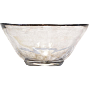 Orrefors Centerpiece Bowl
