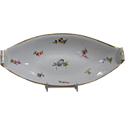 Meissen Center Piece Bowl