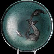 Gustavsberg Argenta Pottery Charger