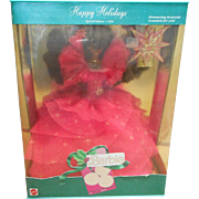1990 Holidays African American Barbie  #4543  Mint in Box