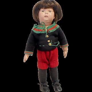 16/108W 16 inch Schoenhut Toddler with no repaint
