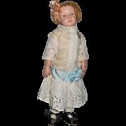 16 inch Sweet Schoenhut 301 Character Doll