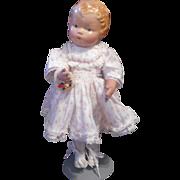 14 inch Composition Schoenhut Doll