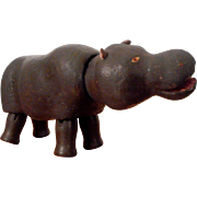 Schoenhut  Humpty Dumpty Circus Hippo (Small Size)