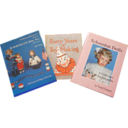 Schoenhut Dolls, Toys, and Circus Reference Books (Elaine and Buser)  (Carol Corson)