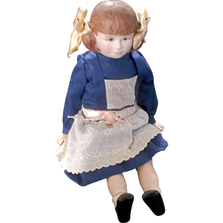 """1974 UFDC Souvenir Doll by Diana Crosby """"Little Miss Sunshine"""""""