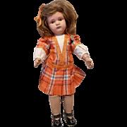 Schoenhut 17/316 Inch Miss Dolly