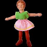 Schoenhut  Humpty Dumpty Circus Lady Rider (Small Size)