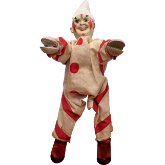 Schoenhut  Humpty Dumpty Circus Clown (Full Size)