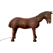 Schoenhut Humpty Dumpty Circus Brown Horse(Small Size)