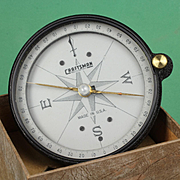 Vintage Craftsman Surveyors Compass in Original Box